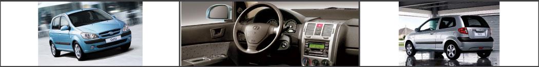 Hyundai Getz Çıkma Yedek Parça