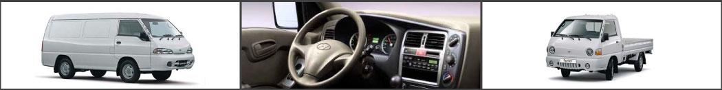 Hyundai H100 Çıkma Yedek Parça