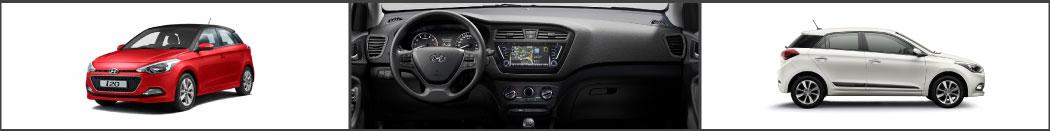 Hyundai i20 Çıkma Yedek Parça