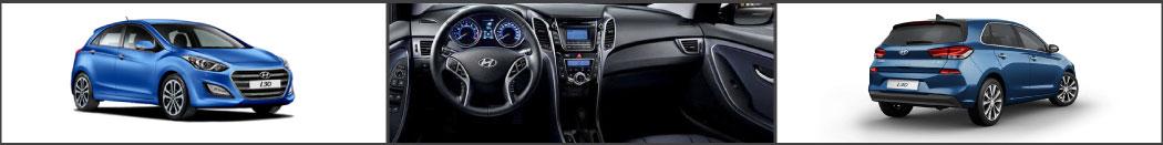 Hyundai i30 Çıkma Yedek Parça