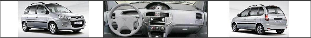 Hyundai Matrix Çıkma Yedek Parça