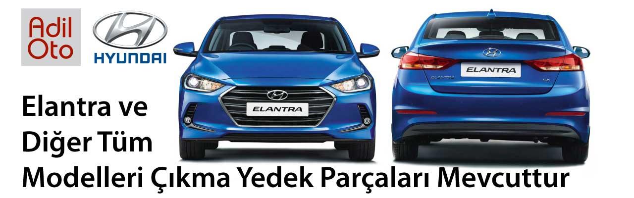 Hyundai Çıkma Parça 1