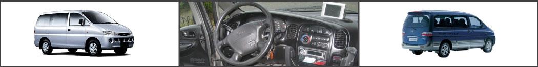 Hyundai Starex Çıkma Yedek Parça